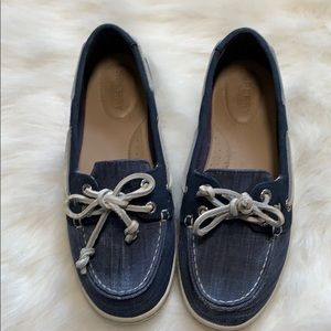 Sperry Top Sider Firefish Jean Shoes Loafers